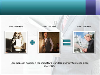 Businessman PowerPoint Template - Slide 22