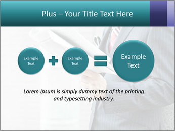 Businessman PowerPoint Template - Slide 75