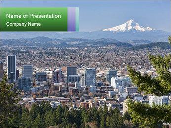 Oregon PowerPoint Templates - Slide 1