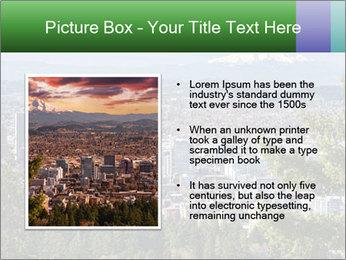 Oregon PowerPoint Templates - Slide 13