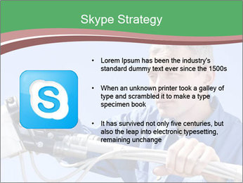 Adjustment PowerPoint Template - Slide 8