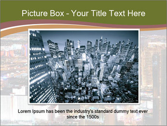 World class hotels and casino PowerPoint Template - Slide 15