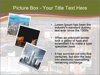 World class hotels and casino PowerPoint Template - Slide 17