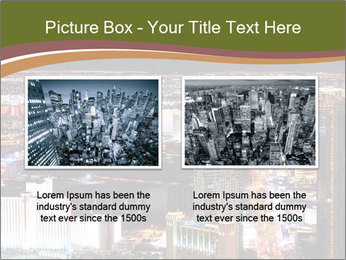 World class hotels and casino PowerPoint Template - Slide 18