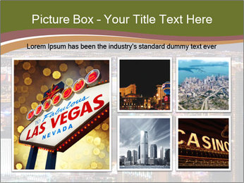 World class hotels and casino PowerPoint Template - Slide 19