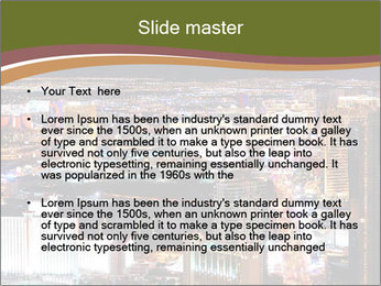 World class hotels and casino PowerPoint Template - Slide 2