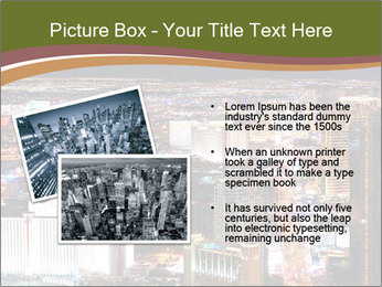 World class hotels and casino PowerPoint Template - Slide 20