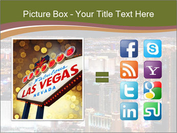 World class hotels and casino PowerPoint Template - Slide 21