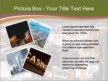 World class hotels and casino PowerPoint Template - Slide 23