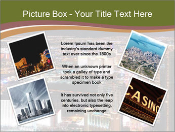 World class hotels and casino PowerPoint Template - Slide 24