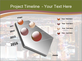 World class hotels and casino PowerPoint Template - Slide 26