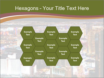 World class hotels and casino PowerPoint Template - Slide 44