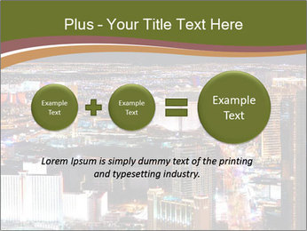 World class hotels and casino PowerPoint Template - Slide 75