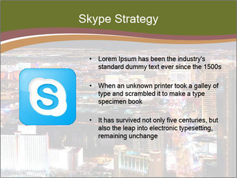 World class hotels and casino PowerPoint Template - Slide 8
