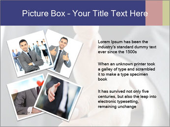 Handshake PowerPoint Template - Slide 23
