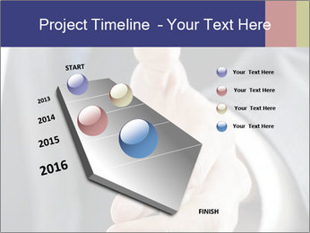 Handshake PowerPoint Template - Slide 26