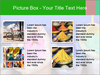 Moroccan colors PowerPoint Template - Slide 14