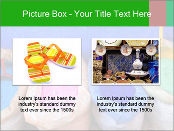 Moroccan colors PowerPoint Template - Slide 18