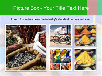 Moroccan colors PowerPoint Template - Slide 19