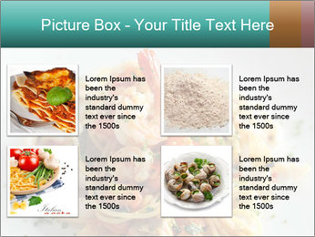 Seafood PowerPoint Template - Slide 14