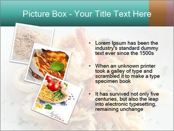 Seafood PowerPoint Template - Slide 17