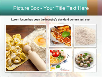 Seafood PowerPoint Template - Slide 19
