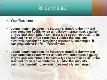 Seafood PowerPoint Template - Slide 2