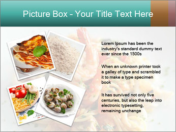 Seafood PowerPoint Template - Slide 23