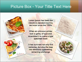Seafood PowerPoint Template - Slide 24