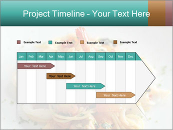 Seafood PowerPoint Template - Slide 25