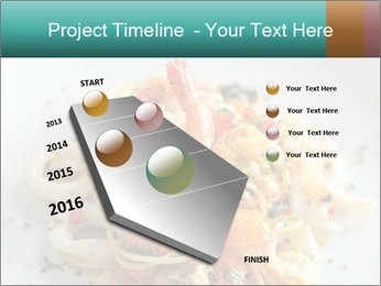 Seafood PowerPoint Template - Slide 26