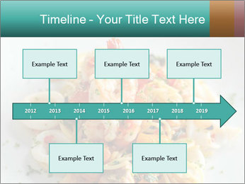 Seafood PowerPoint Template - Slide 28