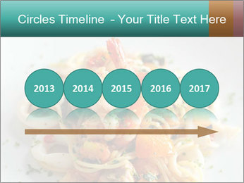 Seafood PowerPoint Template - Slide 29