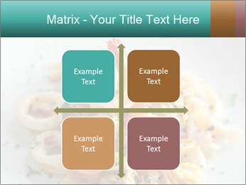 Seafood PowerPoint Template - Slide 37