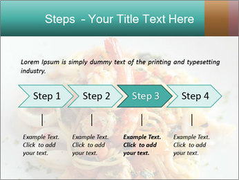 Seafood PowerPoint Template - Slide 4