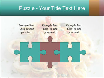 Seafood PowerPoint Template - Slide 42