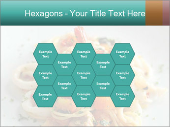 Seafood PowerPoint Template - Slide 44