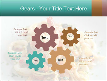 Seafood PowerPoint Template - Slide 47
