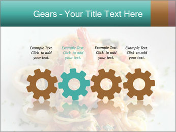 Seafood PowerPoint Template - Slide 48