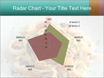Seafood PowerPoint Template - Slide 51