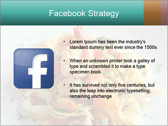 Seafood PowerPoint Template - Slide 6