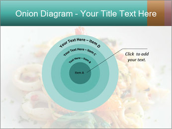 Seafood PowerPoint Template - Slide 61