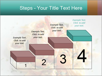 Seafood PowerPoint Template - Slide 64