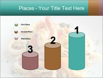 Seafood PowerPoint Template - Slide 65