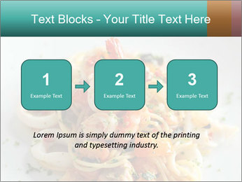 Seafood PowerPoint Template - Slide 71