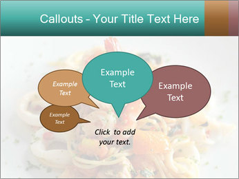 Seafood PowerPoint Template - Slide 73