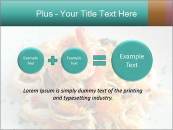 Seafood PowerPoint Template - Slide 75