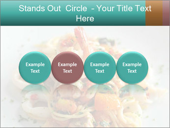 Seafood PowerPoint Template - Slide 76