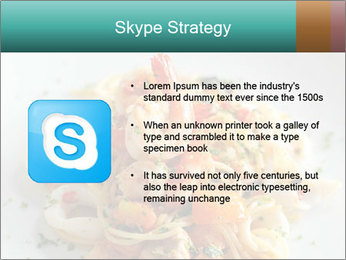 Seafood PowerPoint Template - Slide 8