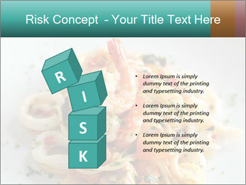 Seafood PowerPoint Template - Slide 81